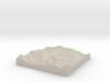 Terrafab generated model Sat Sep 28 2013 14:51:51  3d printed