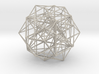 MorphoHedron11-800C  3d printed
