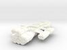 Battlestar Ione 3d printed