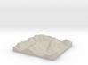 Terrafab generated model Fri Oct 04 2013 16:19:19  3d printed