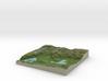 Terrafab generated model Fri Oct 04 2013 22:08:14  3d printed