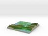 Terrafab generated model Sun Oct 06 2013 20:59:08  3d printed
