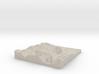 Terrafab generated model Thu Oct 10 2013 12:47:19  3d printed
