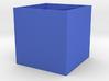 BrendoBox 1 cm^3 b.13 3d printed