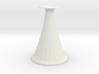 cone vase 2 3d printed