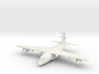 1:700 Lockheed EC-130j Commando Solo Military Airc 3d printed