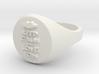 ring -- Fri, 18 Oct 2013 00:24:30 +0200 3d printed