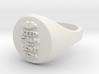 ring -- Fri, 18 Oct 2013 20:52:28 +0200 3d printed