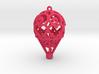 Hot Air Balloon Pendant 01 3d printed