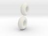 1:64 12.5L-15 Implement Tires 3d printed
