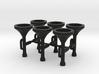 Fanfare Trumpet Set 3d printed