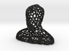 The Head of Stephen Colbert - Voronoi Style 3d printed