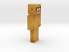 6cm | BiulderMan 3d printed