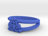 Tree of Life Ring 3d printed