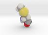 M is Methionine 3d printed
