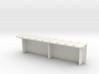 Betonfertigteil-Wartehalle groß TT 3d printed