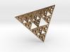 Sierpinski Tetrahedron 3d printed
