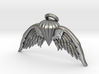 Navy Jump Angel Wings 3d printed