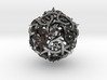 Thorn Die20 Ornament 3d printed