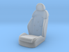 1 16 Luxury Bucket Seat 3d printed