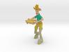 Gold Miner 3d printed