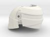 1:6 scale Reptilian Shock Trooper Helmet 3d printed