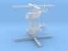 1/600 Eurocopter AS365 Dauphin (x2) 3d printed 1/600 Eurocopter AS365 Dauphin (x2)