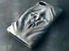 Prometheus iPhone Case 3d printed White Strong & Flexible Polished Version