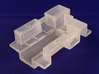 7203C • 1×British M14 and 2×M9A1 Half-track Bodies 3d printed M9A1 conversion part
