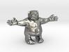 Huggy bear 3d printed