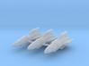IPF Kestrel Fighter Rocket Wing 3d printed