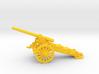 1/100, 1877 de Bange cannon, 155mm 3d printed