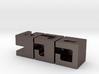 Oskar's Cubes Metal 3d printed
