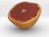 The Grapefruit-Half 3d printed