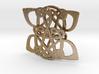 pair of Celtic Knot Earrings 3d printed