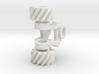 Helical Gear Box 3d printed