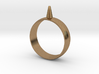 223-Designs Bullet Button Ring Size 15 3d printed