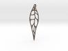 Gum Leaf Skeleton: 10cm 3d printed