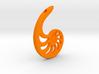 Nautilus Spiral: 6cm 3d printed