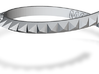 Mikerowave Stud Bracelet 3d printed