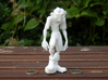 Zokka the Soccer Zombie 3d printed