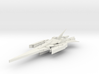 Gundam Arios - Fighter mode with GN missile pods 3d printed