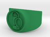 Alan Scott GL Ring Sz 11 3d printed