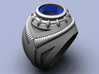 Escape Pod Ring - Size 12 (21.49 mm) 3d printed