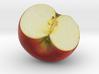 The Apple-2-Half 3d printed
