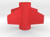 Fin Unit T35 Nike Apache for 18mm motors 3d printed