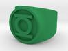 Orig Hal GL Ring Sz 5 3d printed