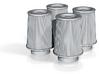1/18 K&N Cone Style Air Filters TDR 4630 3d printed