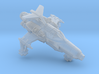 SHADO Shrike Interceptor Mk2A 3d printed