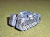 6mm DeathBot War-Barge 3d printed Picture courtesy of Markconz at http://hordesofthings.blogspot.co.nz/